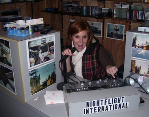 Real Peloquin with the Super Oldies Streaming on nightflightoldies.com